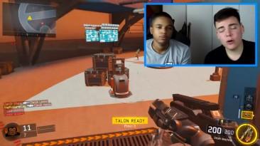 Реакция черного брата на расистские эмблемы Black Ops 3