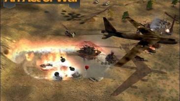 "Command & Conquer Generals: Zero Hour ""Модификация - An Act of War"""
