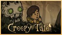 Запись игрового процесса приключенческой головоломки Creepy Tale