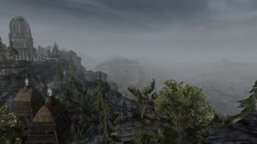 Skyrim Home of The Nords - Центральный Предел