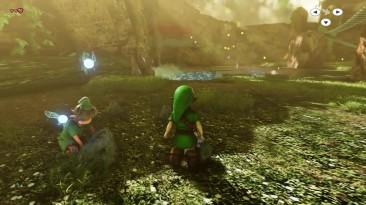 "The Legend of Zelda: Ocarina of Time ""Ремейк на Unreal Engine 4"""