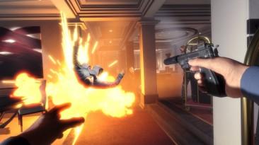 Впечатляющий ТВ-ролик Blood & Truth - эксклюзивного боевика PS VR