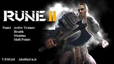 Rune 2: Трейнер/Trainer (+3) [2.0.18512] {Abolfazl.k}