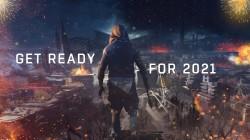 Techland поздравляет с новым годом новым артом и предлагает быть готовыми к 2021 году