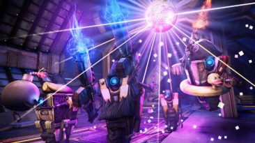 Уничтожение трех фиолетовых предметов в Borderlands: The Pre-Sequel может привести к вылету из игры