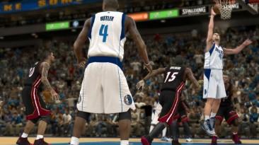 NBA 2K11 осталась без мультиплеера.