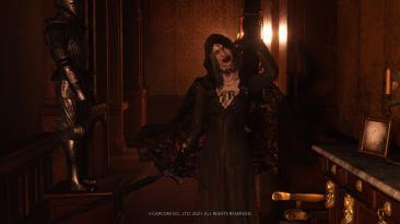 "Resident Evil: Village ""Меч для сестер"""