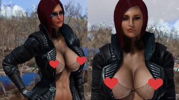 "Fallout 4 ""Natural Busty Bombshell"""