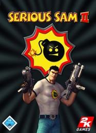 Обложка игры Serious Sam 2