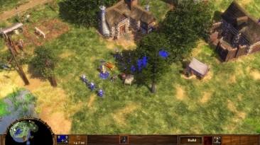 "Age Of Empires 3 ""Сценарий - Mount & Lake"""