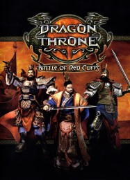 Обложка игры Dragon Throne: Battle of Red Cliffs