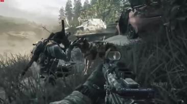 "Call of Duty: Ghosts ""Cобачий спецназ"""
