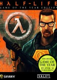 Обложка игры Half-Life