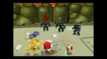 Ретроспектива серии Sonic The Hedgehog. Часть 3