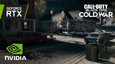 Nvidia показала геймплей Call of Duty: Black OPS Cold War с включённой технологией RTX