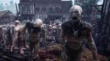 10 тысяч зомби и процедурная система расчленения в техно-демо The Black Masses
