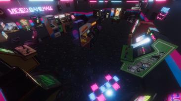 Новый трейлер Arcade Paradise