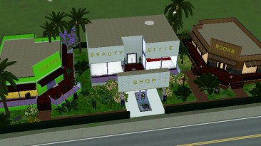 "Sims 3 ""ТЦ Трио"""