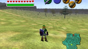 20 лет The Legend of Zelda: Ocarina of Time