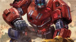 "Transformers: Fall of Cybertron ""Artbook"""