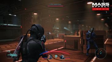 """Mass Effect Legendary Edition """"Ребаланс перестрелок в ME2"""""""