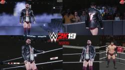 "WWE 2K19 ""Finn Balor NXT TakeOver 31 Наряд Мод"