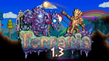 Обновление 1.3 в Terraria добралось до консолей спустя три года