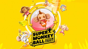 Состоялся релиз Super Monkey Ball: Banana Blitz HD