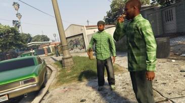 "Grand Theft Auto 5 ""Grove Street Families"""