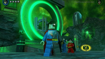 "LEGO Batman 3: Beyond Gotham ""Composite Superman New 52 Skin"""