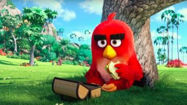 Новый трейлер The Angry Birds Movie