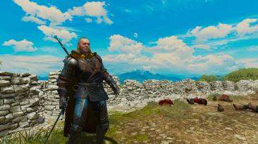 """Witcher 3: Wild Hunt """"Весимир рыцарь"""""""
