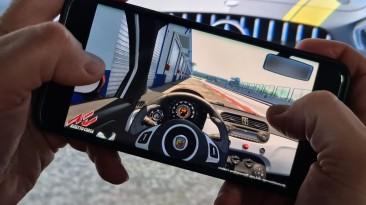 Портативный гоночный симулятор Assetto Corsa Mobile теперь доступен для устройств iOS