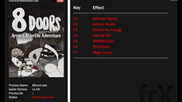 8Doors Arums Afterlife Adventure: Трейнер/Trainer (+6) [1.0] {frX}