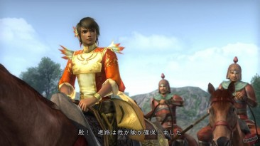 Dynasty Warriors 6 появится в ноябре этого года
