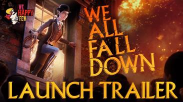 Трейлер и дата релиза We All Fall Down - нового DLC для We Happy Few