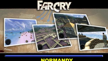 "Far cry ""Русификатор карты - Normandy(Нормандия) {KodoL} {Bell-206}"""