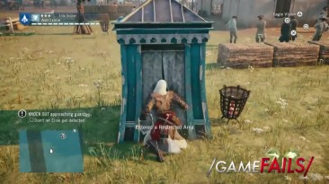 "Assassin's Creed: Syndicate ""Вернись, откуда пришел"" [Прикол]"