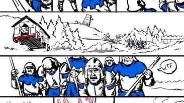 Монгольская тактика