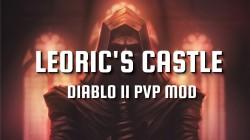 """Diablo 2 """"Leoric's Castle - PvP/PvE мод"""""""