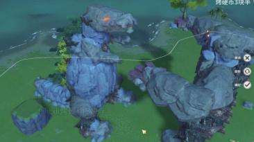 Баг в Genshin Impact позволяет строить любые объекты - игроки создают динозавров, вертолеты и даже Годзиллу с Конгом