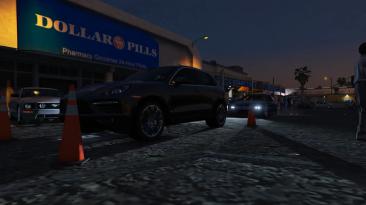 "Grand Theft Auto 5 ""Realistic Car Meet 1.5"""