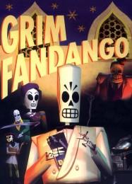 Обложка игры Grim Fandango