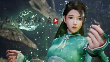 В Steam состоялся релиз красочной экшен рпг Sword and Fairy 7