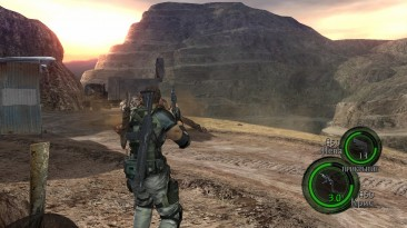 """Resident Evil 5 """"Улучшение графики [ENBSeries]"""""""