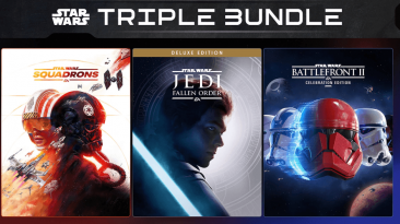 В Epic Games Store появился EA STAR WARS Triple Bundle - три игры за 1099 рублей