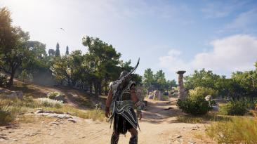 """Assassin's Creed: Odyssey """"Картинка без мыло"""""""