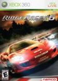 Обложка игры Ridge Racer 6
