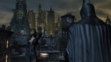 Batman: Arkham City Improved Quality | New Shaders Effects