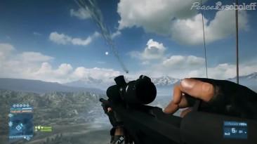 Песня про Battlefield 3   «Снайпер»